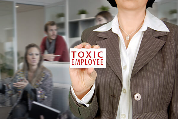 The Hidden Harm of Toxic Employees