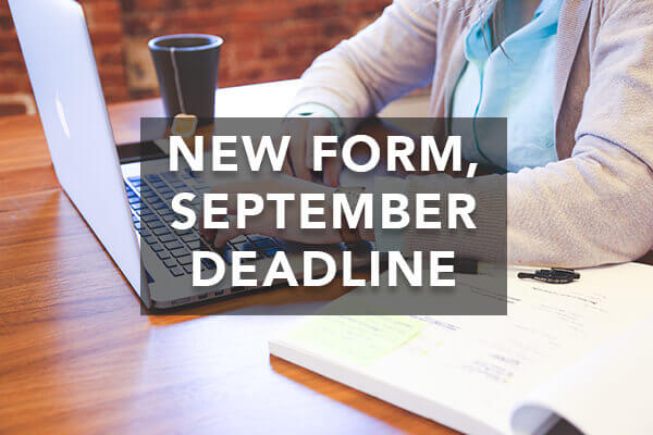 September Deadline for New Form I-9