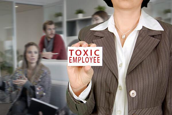 The Hidden Harm of Toxic Employees